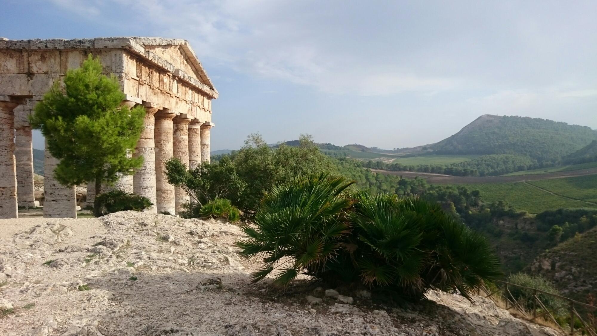 Le temps de Sigesta - Sicile